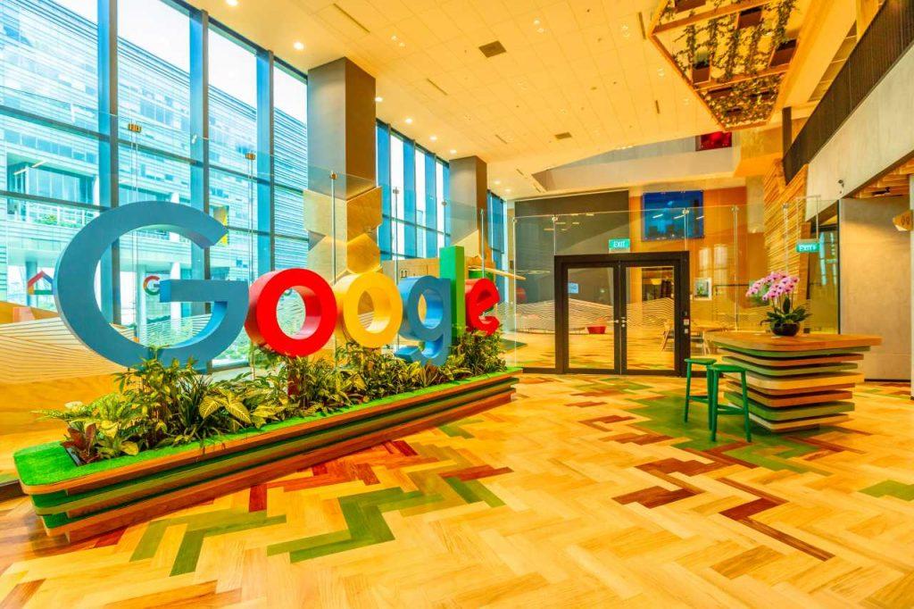 educação corporativa-google