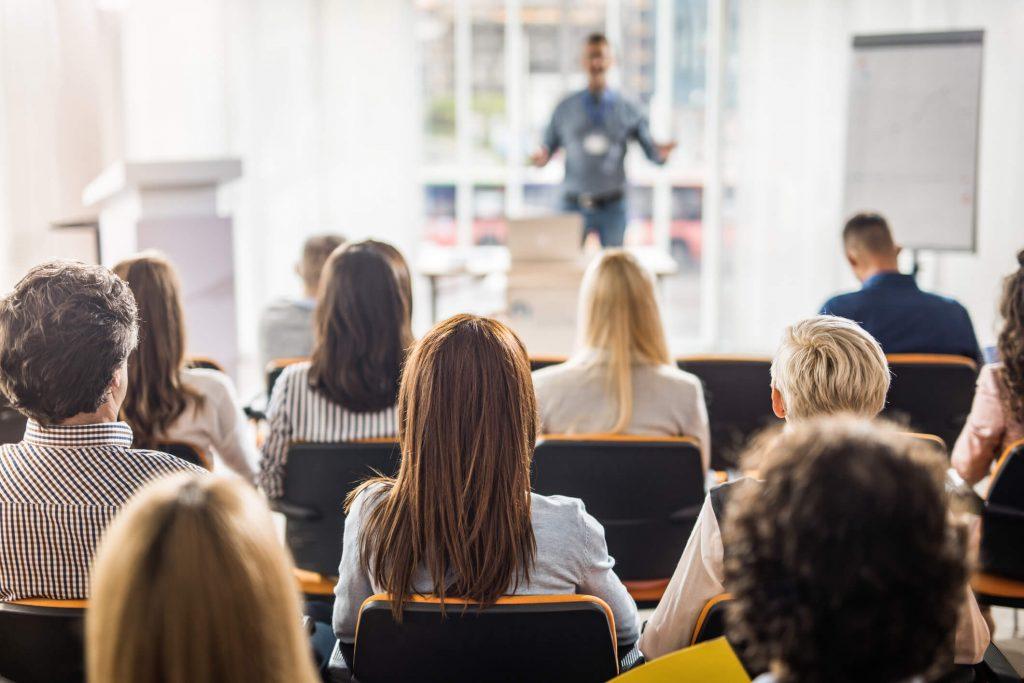treinamento corporativo e desenvolvimento de pessoas