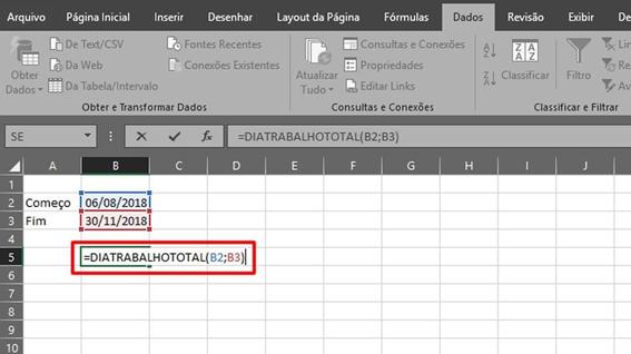 4 principais dicas de Excel para otimizar seu trabalho 13