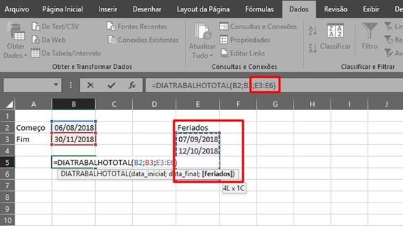 4 principais dicas de Excel para otimizar seu trabalho 14