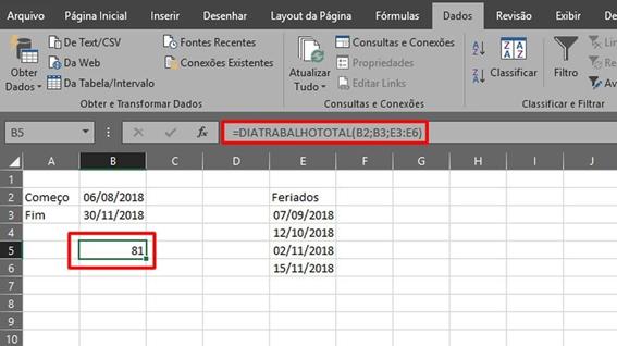 4 principais dicas de Excel para otimizar seu trabalho 15