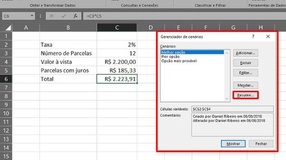 4 principais dicas de Excel para otimizar seu trabalho 8